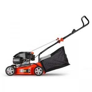 "Baumr-AG 660EX 16"" 5HP Catch Lawnmower"