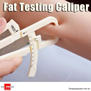 Personal body Fat Testing with Skinfold Caliper