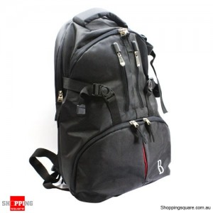 "Laptop Camera Carry bag - Suitable for Nikon Canon EOS Digitla SLR Camera, 15"" MacBook Pro, Notebook PC"