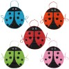 5 x Ladybug childrens Cooking Art Paint Smock Apron 5 Colours
