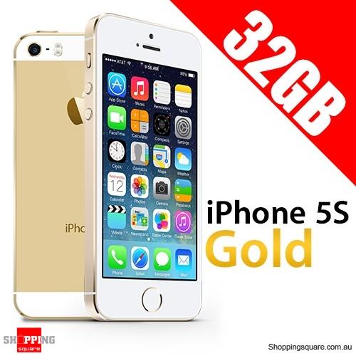 Iphone 5s Gold 32g Apple Iphone 5s 32g Unlocked