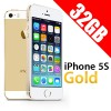 Apple iPhone 5S 32G Unlocked Gold Smart Phone