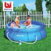 Bestway 10 FT Fast set Large 305cm x 76cm Inflatable Outdoor Swimming Pool with Filter