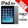 Apple iPad Air IPS 16GB 9.7inch Wifi+Cellular Tablet 4G LTE Grey
