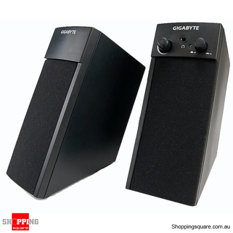 Gigabyte GP-S4600 100W PMPO USB Stereo Speaker