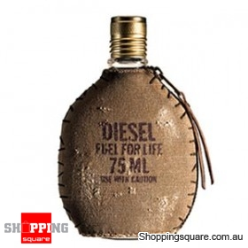 Diesel Fuel for Life by Diesel 75ml EDT