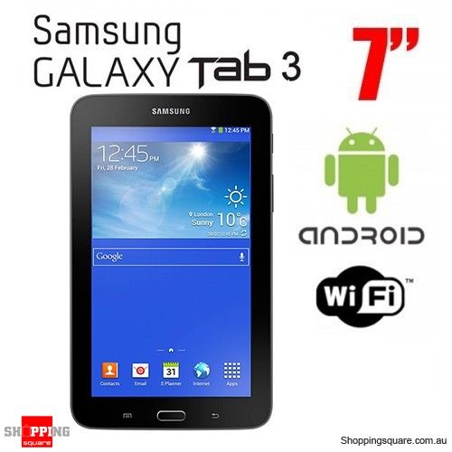 Samsung Galaxy Tab3 16GB T110 Wifi Black