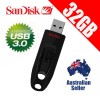 SanDisk 32GB CZ48 Ultra USB3.0 Flash Drive