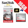 SanDisk 16GB Ultra 50MB/s CompactFlash Memory Card