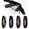 2 in 1 Unisex Sports Jogging Running Cycling Waterproof Waist Belt Pack Bag Black Colour