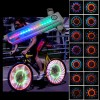 32 LED Colorful Bicycle Wheel Spoke Light