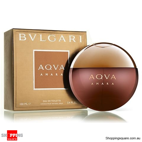 Bvlgari Aqva Amara 100ml EDT by BVLGARI For Men Perfume