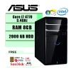 ASUS Haswell Core PC / I7 4770 3.4Ghz 8GB RAM 2TB HDD USB3.0 WIN8 / Intel 4th Generation