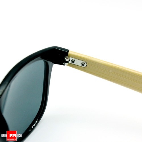 76c8140682 Stylish Bamboo Temple UV 400 Protection Sunglasses - Black + Bamboo. ‹ › ‹  › ( Code  P56721 )