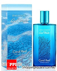 Davidoff Cool Water Coral Reef Edition 125ml EDT by Davidoff For men Perfume