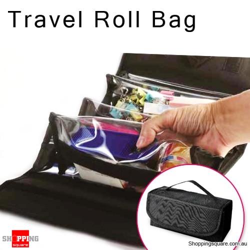 Beauty Handy Roll Up Travel Bag
