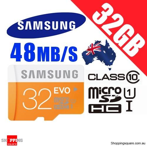 SAMSUNG EVO 32GB
