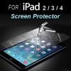Premium Real Tempered Glass Film Screen Protector For iPad 2 3 4