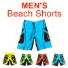 Men's Surf Beach Shorts Swimwear Blue Colour Size 38