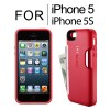 Speck Candyshell Card Case for iPhone 5S 5 Red Colour - Suit for Credit Card, Opal Card and Cash Notes