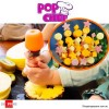 Pop Chef Food Decorator Fruit Shape Creator Set