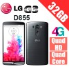 LG G3 D855 4G 5.5'' QUAD HD Quad-core 32GB Black Smart Phone