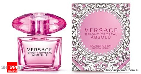 Bright Crystal Absolu By Versace 90ml EDP For Women Perfume