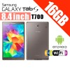 Samsung Galaxy TAB S 16GB T700 8.4 Inch WiFi Andriod Tablet Bronze
