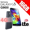 Samsung Galaxy S5 16GB G900I LTE 4G Smart Phone Black