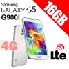 Samsung Galaxy S5 16GB G900I LTE 4G Smart Phone white