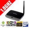 Quad Core Android 4.4.2 Smart TV BOX 1080P WIFI HDMI Media Player 1.8GHZ