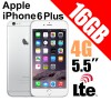 Apple iPhone 6 Plus 16GB LTE 4G 5.5 inches Smart Phone Silver