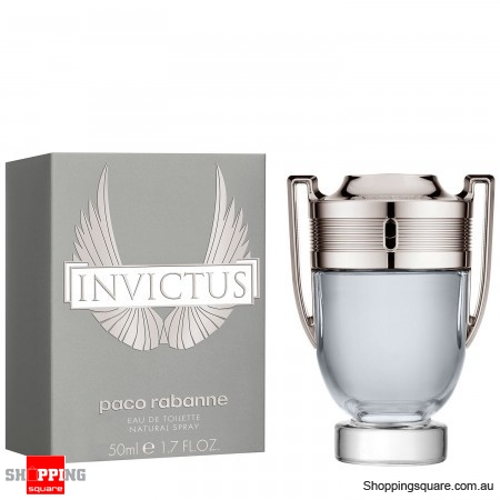 Paco Invictus 50ml EDT by PACO RABANNE Men Perfume