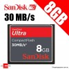 SanDisk 8GB Ultra Compact Flash Card CF 30MB/s