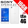 Sony Xperia Z3 D6653 LTE 4G 16GB Smart Phone White
