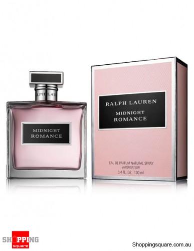 Romance Midnight 100ml EDP by Ralph Lauren For Women Perfume