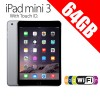 Apple iPad mini 3 With Touch ID 64GB WiFi Tablet Grey