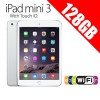 Apple iPad mini 3 With Touch ID 128GB WiFi Tablet Silver