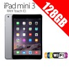 Apple iPad mini 3 With Touch ID 128GB WiFi Tablet Grey