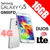 Samsung Galaxy S5 Duos 16GB G900FD LTE 4G Smart Phone White