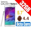 Samsung Galaxy Note 4 SM-N910H 32GB 3G Smart Phone White