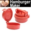 Stuffed Burger Press Hamburger Maker TV Product