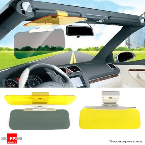 2 in 1 Transparent Anti-glare Glass Car Sun Visor for Day   Night Driving -  Online Shopping   Shopping Square.COM.AU Online Bargain   Discount Shopping  ... 503e4286f93