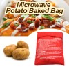 Fast Reusable Potato Express Microwave Cooker Baked Bag