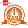 PC System Assembling, 1-Year RTB Labour Warranty