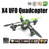 New RC Hubsan X4 H107C 4CH 2.4GHz UFO Quadcopter with 2MP HD Camera
