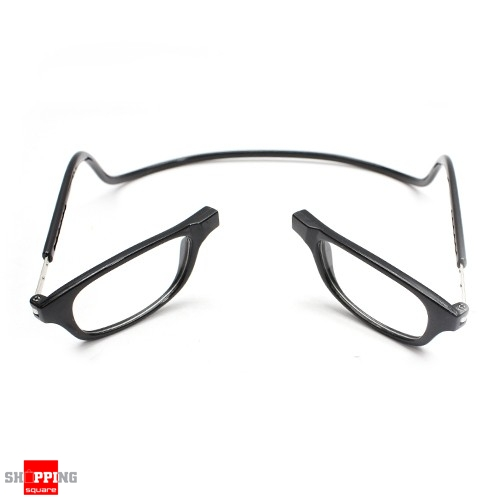 hanging reader front connect magnetic reading glasses