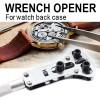 Watch Back Case Wrench Opener Repair Screw Remover