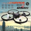 UDI U818A UPGRADE Version HD RC Quadcopter 2.4GHz 4CH 6 Axis GYRO with HD Video Camera