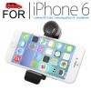 Adjustable Car Air Vent Mount Cradle Holder Stand For iPhone 6 Black Colour